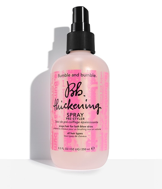 Pink Ribbon Bb.Thickening Spray